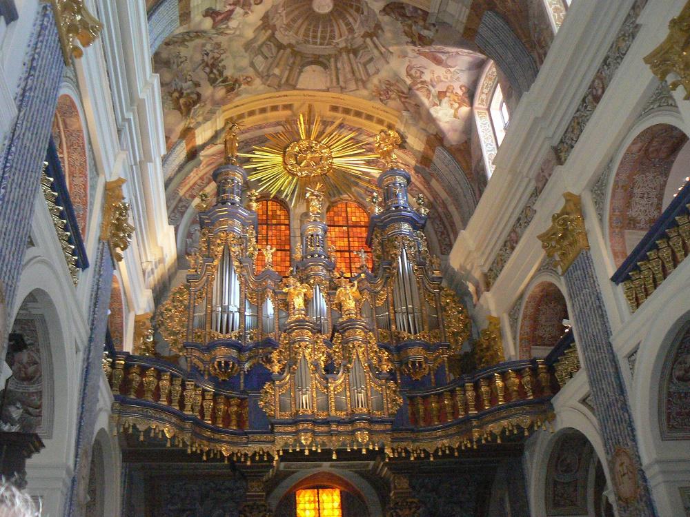 Sanktuarium Maryjne W świętej Lipce Atrakcje Krutynia