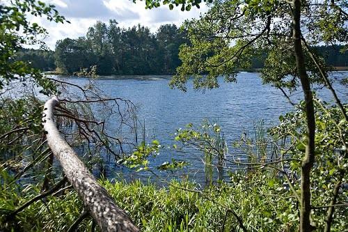 Jezioro Małołąckie