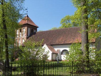 Kościół Ewangelicko-Augsburski w Sorkwitach