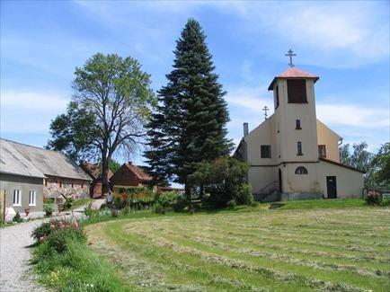 Klasztor nad Jeziorem Duś