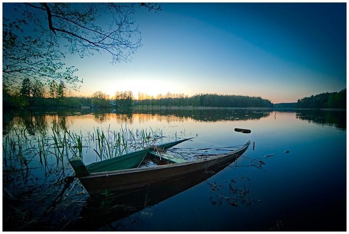 Jezioro Zdrużno