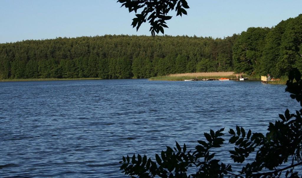 Jezioro Łąckie