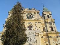 Sanktuarium w Krośnie