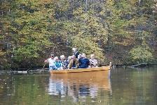 Spływy łodziami