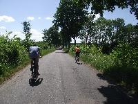Szlak rowerowy Lasy Sorkwickie