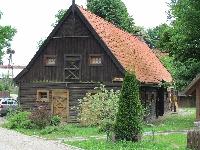 Wieś Krutyń